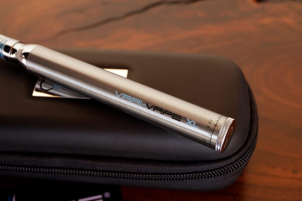 650 mah variable voltage vape kit