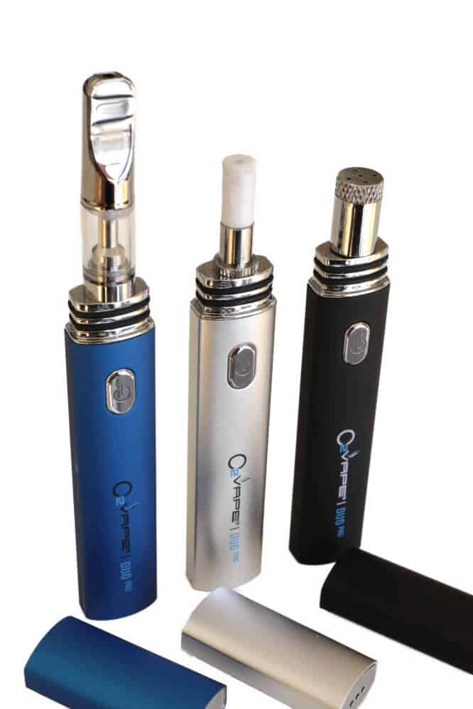 2 in 1 wax oil vape